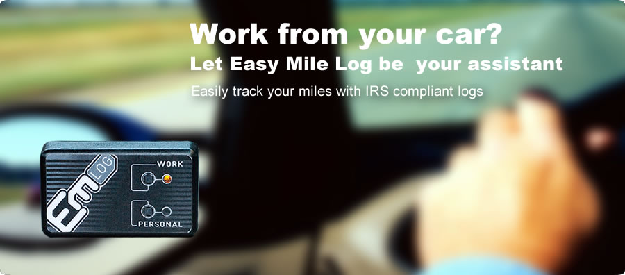 Take that IRS Mileage Rate Deduction Hassel and Worry Free